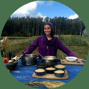 Vegan cooking classes in DC area